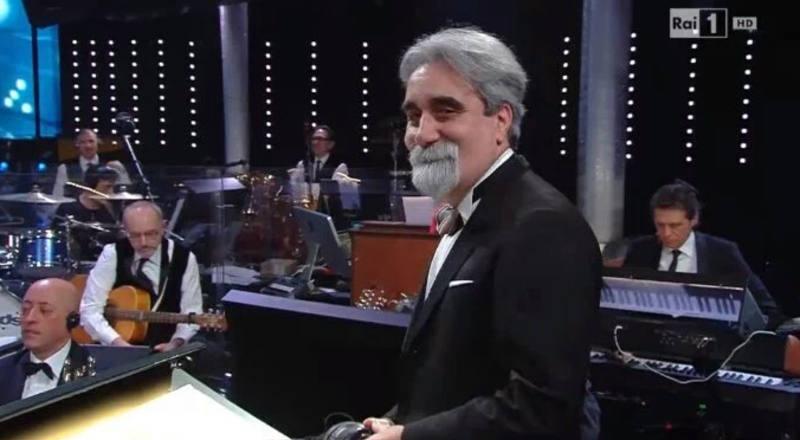 Sanremo 2019: Beppe Vessicchio non dirigerà l'Orchestra al Festival