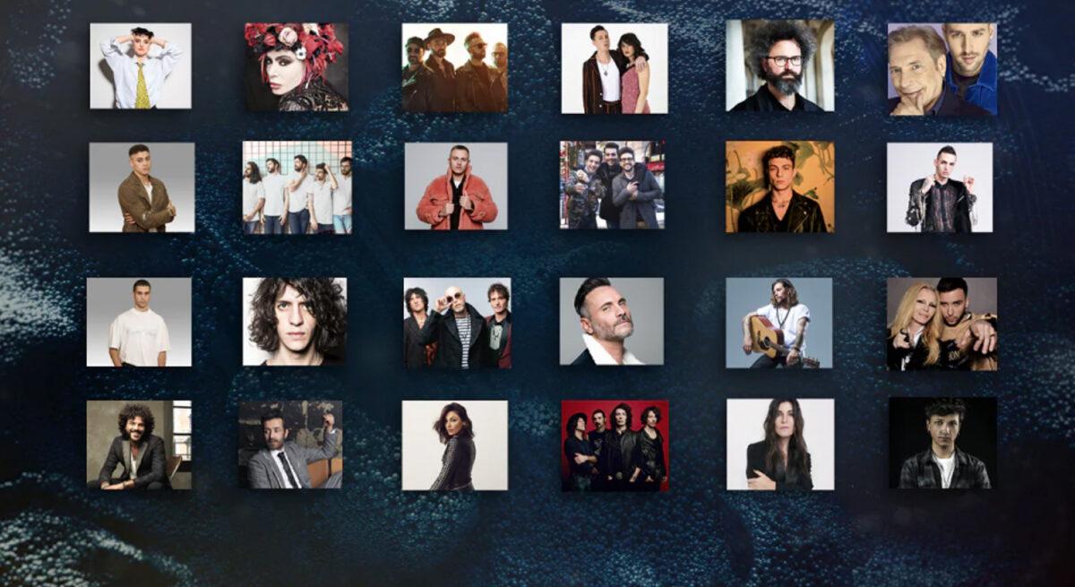 Sanremo 2019: ecco i testi dei 24 Big in gara al Festival