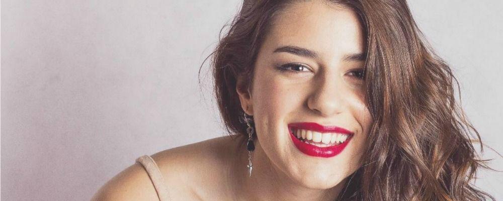 Federica Carta annuncia l'uscita del nuovo album Popcorn dopo Sanremo 2019
