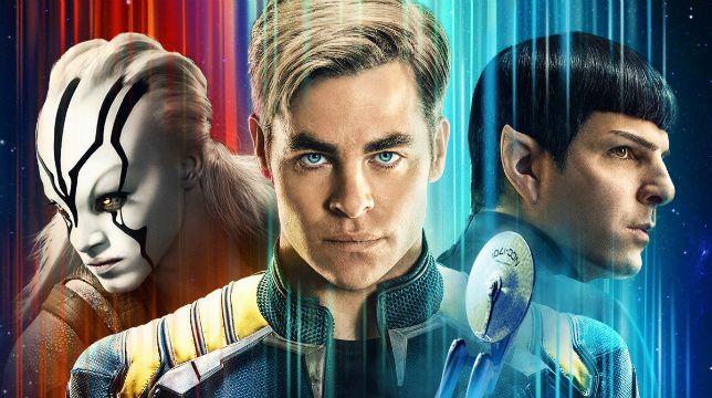 Star Trek Beyond: il film di fantascienza stasera su TV8