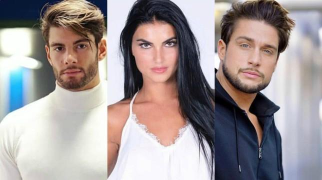 Uomini e Donne: il confronto tra Teresa, Andrea e Antonio
