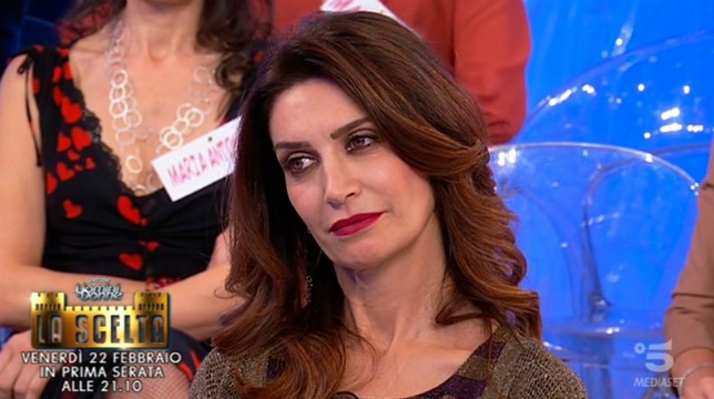 Uomini e Doglia-la-concorrnne, trono over: Barbara vince la sfilata