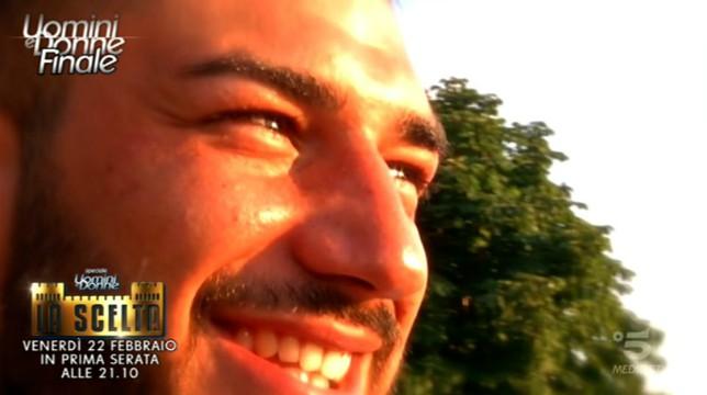 Uomini e Donne: la scelta di Lorenzo Riccardi, stasera su Canale 5