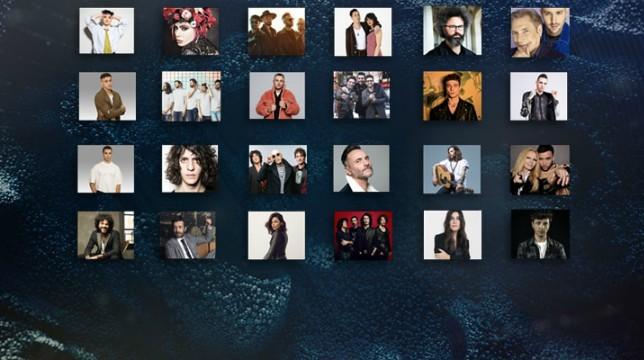 Sanremo 2019: la classifica provvisoria delle prime due serate del Festival