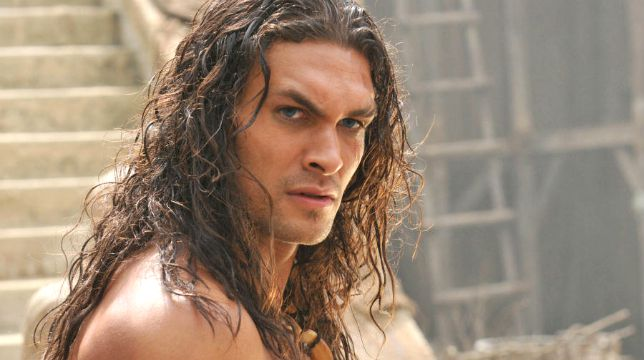 Conan the Barbarian: il film con Jason Momoa stasera su Rai 4