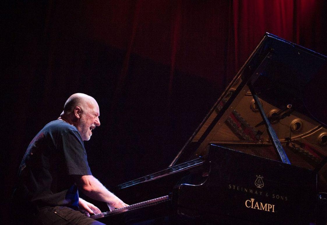Sanremo: Geoff Westley pubblica a marzo il suo nuovo album