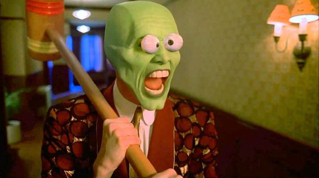 The Mask: il folle film cult con Jim Carrey stasera su Italia 2