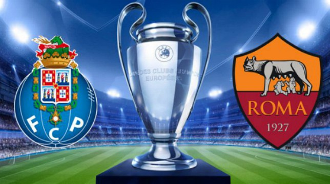 Porto vs Roma: come e dove vedere la partita di Champions League