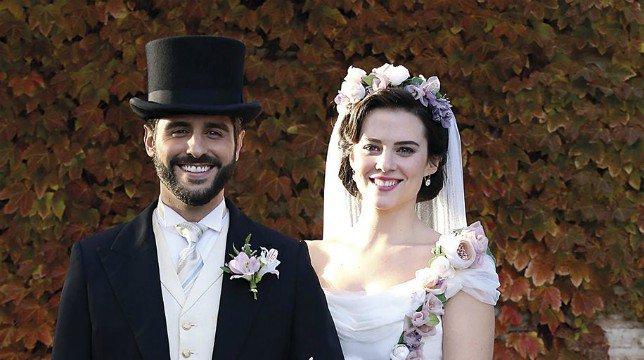 Una Vita Anticipazioni Spagnole: Victor e Maria Luisa si sposano e dicono addio alla soap