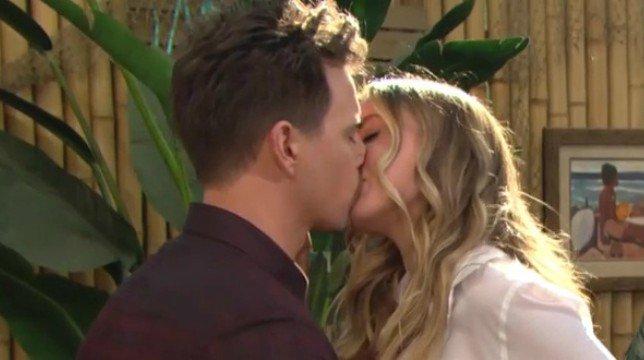 Beautiful Anticipazioni Americane: Flo e Wyatt si baciano