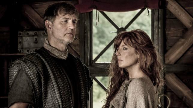 Britannia: stasera su Rai 4 i nuovi episodi della prima stagione