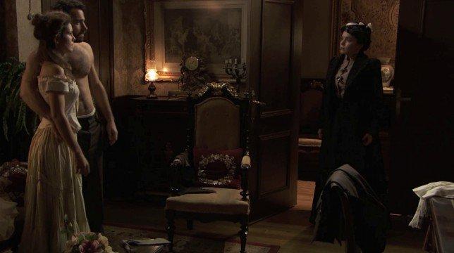 Una Vita Anticipazioni Spagnole: Diego tradisce Blanca con Huertas