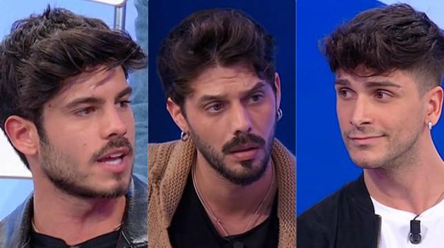 Uomini e Donne, tutti vogliono Giulia: Luca, Manuel e Davide cambiano tronista