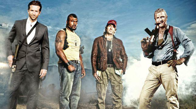 A-Team: il film con Liam Neeson e Bradley Cooper stasera su Rai 4