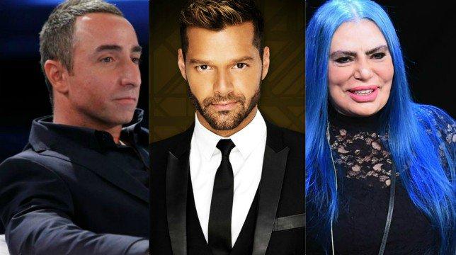 Amici 18, verso il serale: Ricky Martin coach d'eccezione. Tornano Loredana Bertè e Peparini
