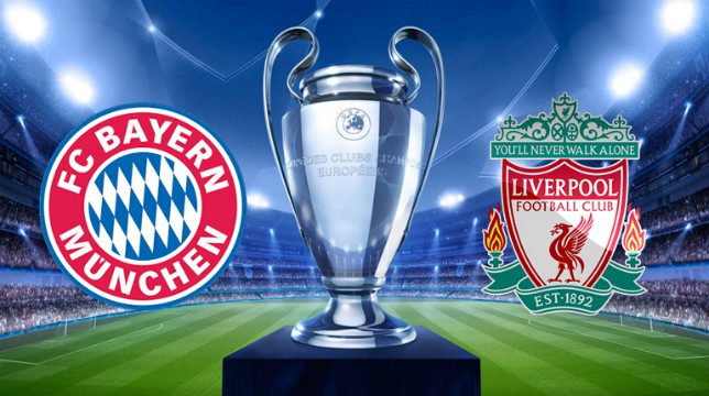Bayern – Liverpool: Stasera in tv la partita di Champions League