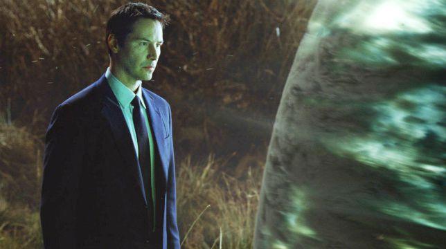 Ultimatum alla Terra: il film con Keanu Reeves stasera su TV8