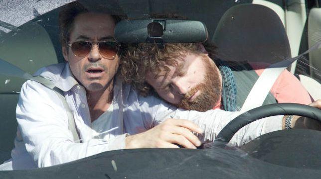 Parto col folle: il film con Robert Downey Jr. stasera su Italia 2