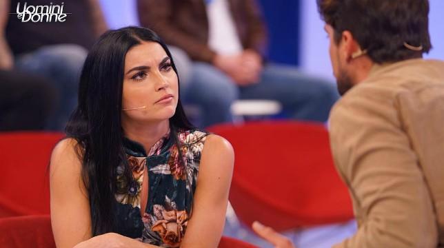 Uomini e Donne, trono classico: l'acceso confronto tra Teresa Langella e Andrea Dal Corso dopo la scelta