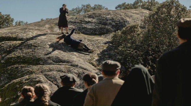 Il Segreto Anticipazioni Spagnole: Antolina cade rovinosamente da un dirupo. Chi l'ha spinta?