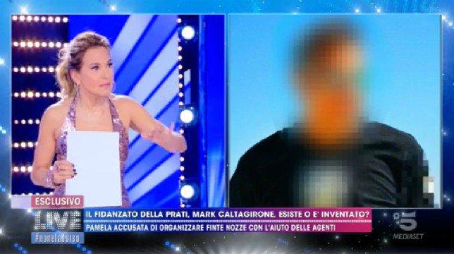 Live – Non è la D'Urso, resa pubblica la foto del fidanzato di Pamela Prati: la smentita dell'agente