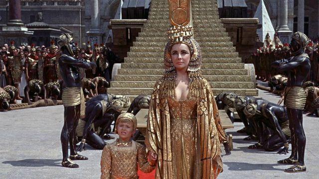 Cleopatra: il film stasera su Cine Sony