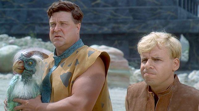 I Flintstones: il film con John Goodman stasera su Spike
