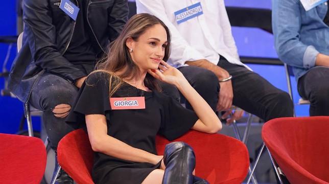 """Uomini e Donne, intervista a Giorgia: """"Con Andrea Zelletta mi sento donna. Non mi sento inferiore a Klaudia, Muriel e Natalia"""""""