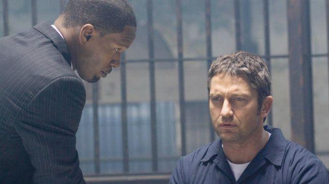 Giustizia privata: il film con Gerard Butler e Jamie Foxx stasera su 20
