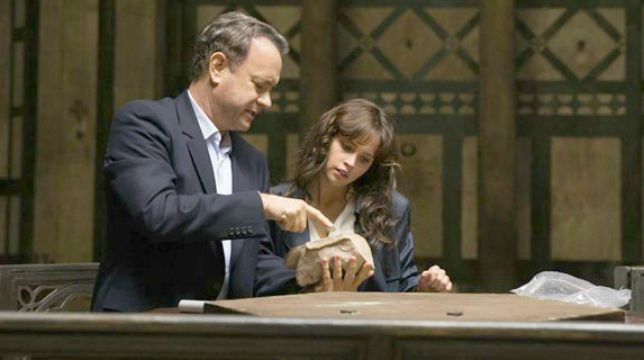 Inferno: il film con Tom Hanks da Dan Brown stasera su TV8