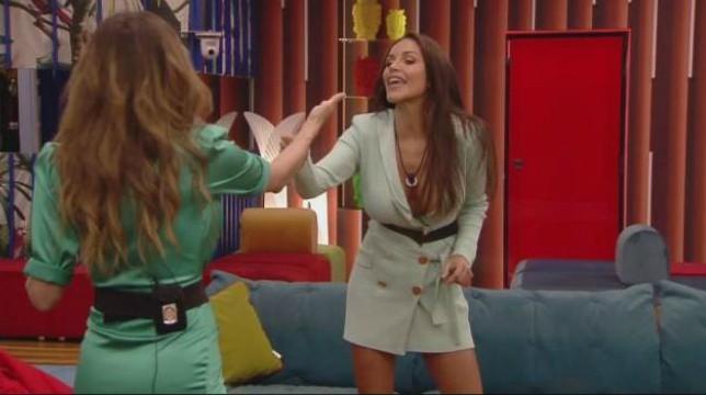 Grande Fratello 2019, Mila Suarez si scontra con Delia Duran per Alex Belli