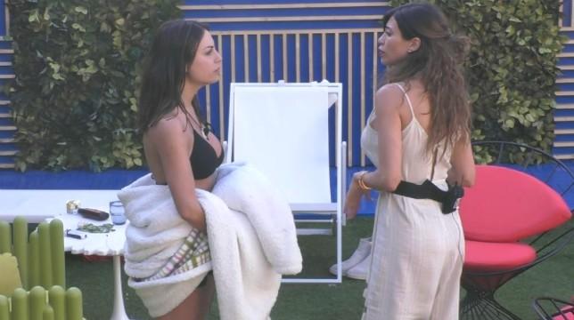 Grande Fratello 2019: volano parole pesanti tra Mila Suarez e Francesca De Andrè