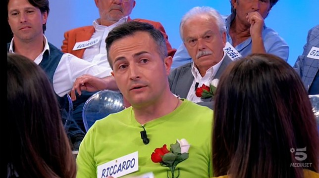 Uomini e Donne, anticipazioni trono over 1 maggio 2019: Riccardo accusato di frequentare ancora Ida