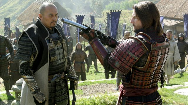 L'ultimo samurai: il film stasera su Iris