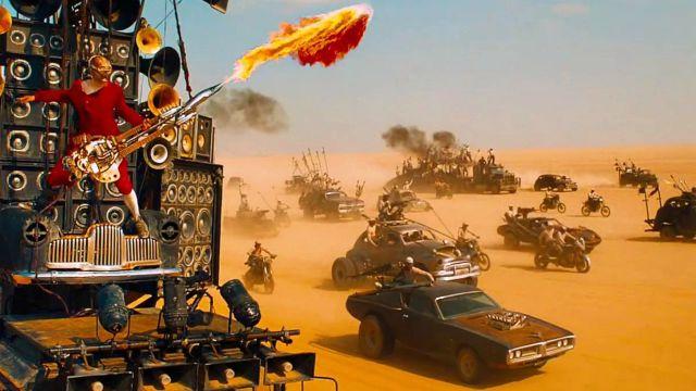 Mad Max: Fury Road: il film stasera su 20