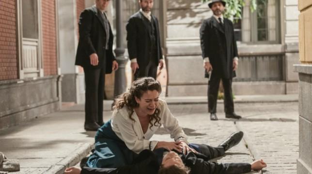 Una Vita Anticipazioni Spagnole: Samuel viene brutalmente ucciso