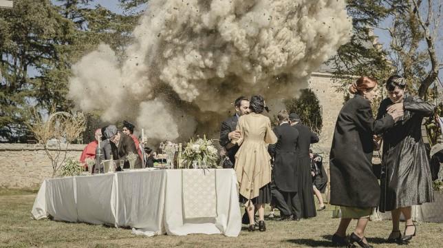 Il Segreto Anticipazioni Spagnole: ecco le foto dell'attentato al matrimonio di Fernando