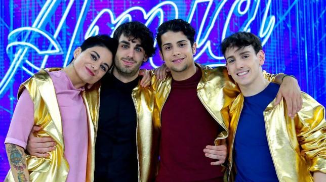 Amici 2019, semifinale: Giordana, Alberto, Rafael e Vincenzo volano in finale