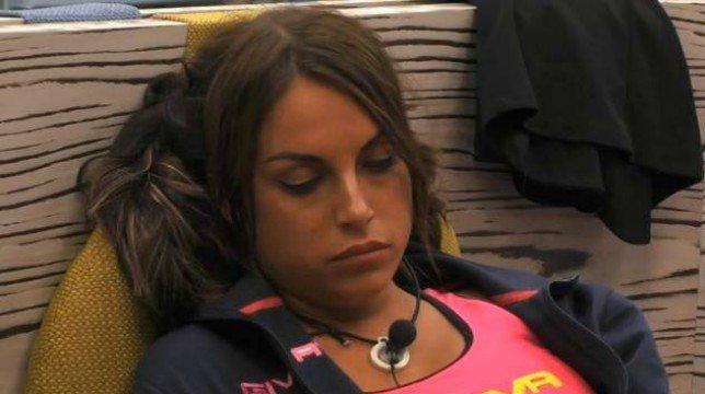 """Grande Fratello, Francesca De Andrè non trattiene le lacrime: """"Sono un mostro. Mi odio"""""""