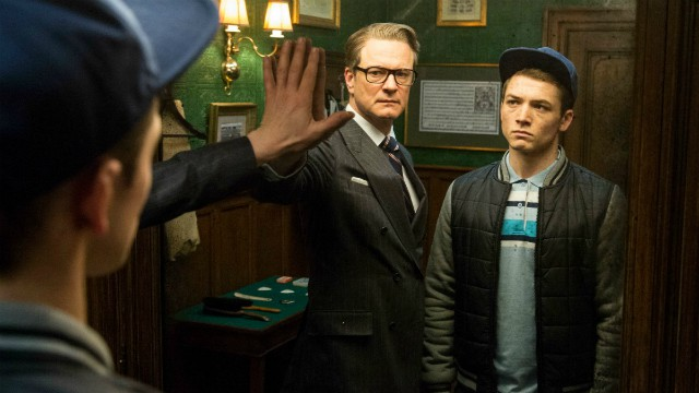 Kingsman: Secret Service: il film stasera su Rai 4