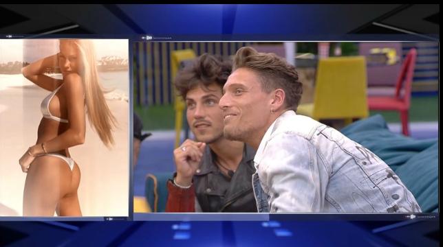 Grande Fratello, Francesca De Andrè gelosa di Gennaro Lillio e Taylor Mega