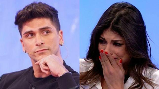 """Uomini e Donne, Manuel Galiano a Giulia Cavaglia: """"Non sai amare"""""""