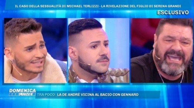 """Grande Fratello 2019, il figlio di Serena Grandi rivela: """"Michael ci ha provato con Gianmarco Onestini"""""""