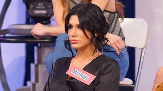 """Uomini e Donne, Muriel Bassi confessa: """"Non vedo un futuro per me e Andrea Zelletta"""""""