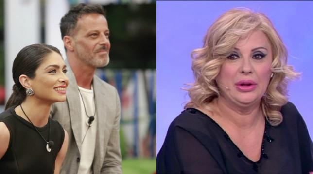 """Grande Fratello 2019, Tina Cipollari su Kikò e Ambra: """"Non troverà mai una come me, nemmeno se mi clonassero"""""""