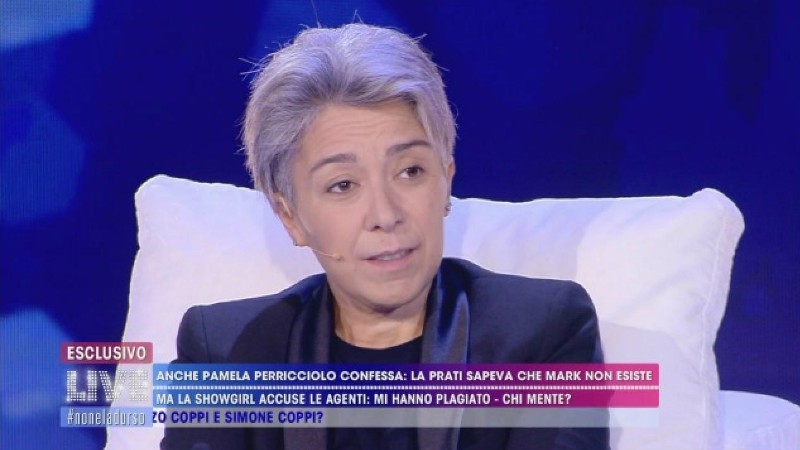 """Live – Non è la D'Urso, Pamela Perricciolo: """"Mi sono prestata a questa cosa orrenda. Pamela Prati sapeva tutto"""""""