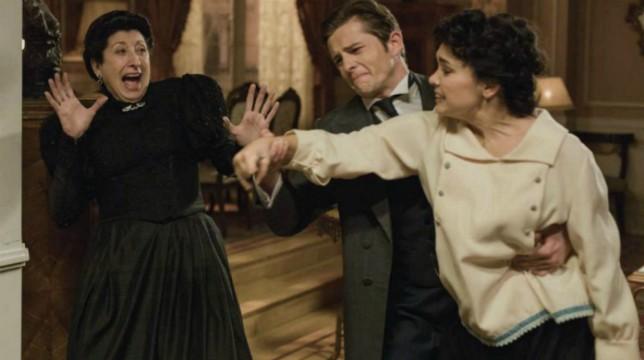 Una Vita Anticipazioni del 13 giugno 2019: Samuel salva Ursula dalla furia di Blanca