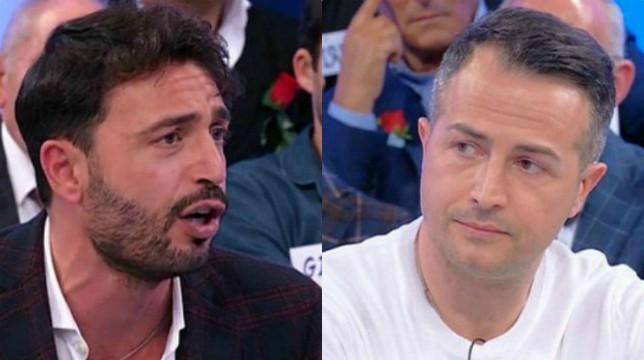 Uomini e Donne, Armando Incarnato e Riccardo Guarnieri si scontrano sui social