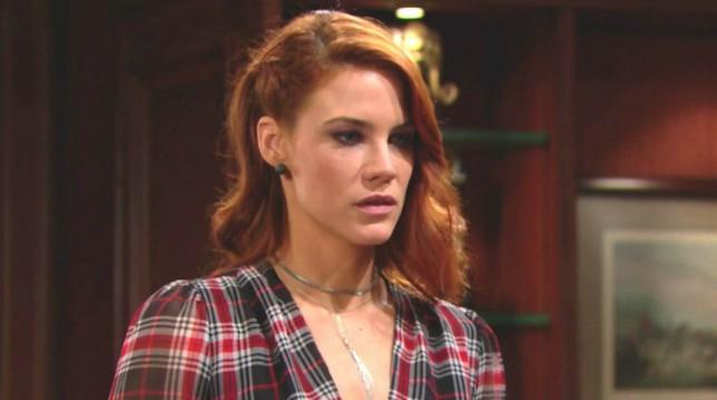 Beautiful Anticipazioni Americane: cosa ne sarà di Sally dopo la rottura con Wyatt?