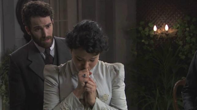 Una Vita Anticipazioni Spagnole: Diego rivela a Blanca la triste verità